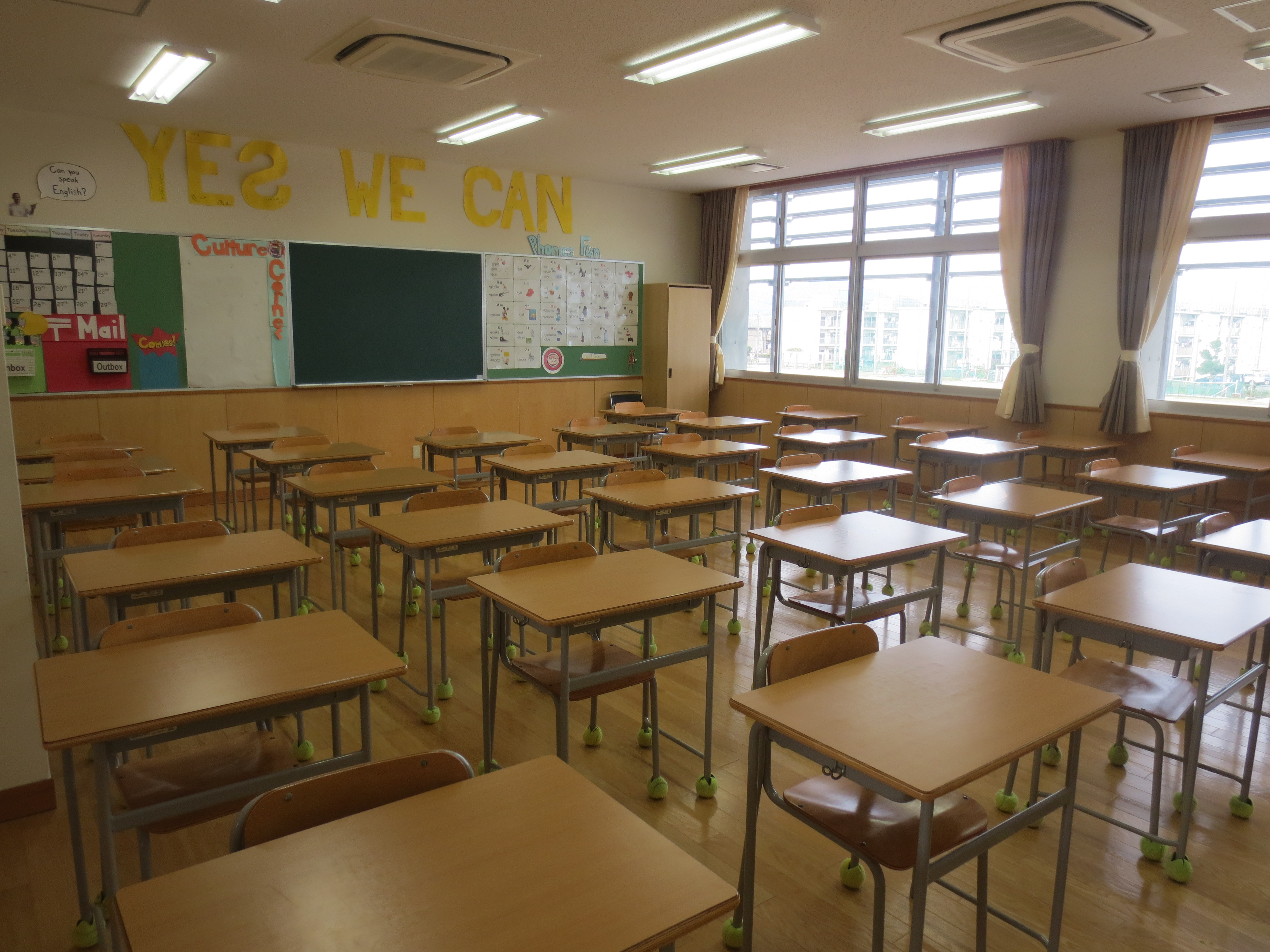 Japanese Classroom Design : Inside a middle school in japan 素敵なライフ