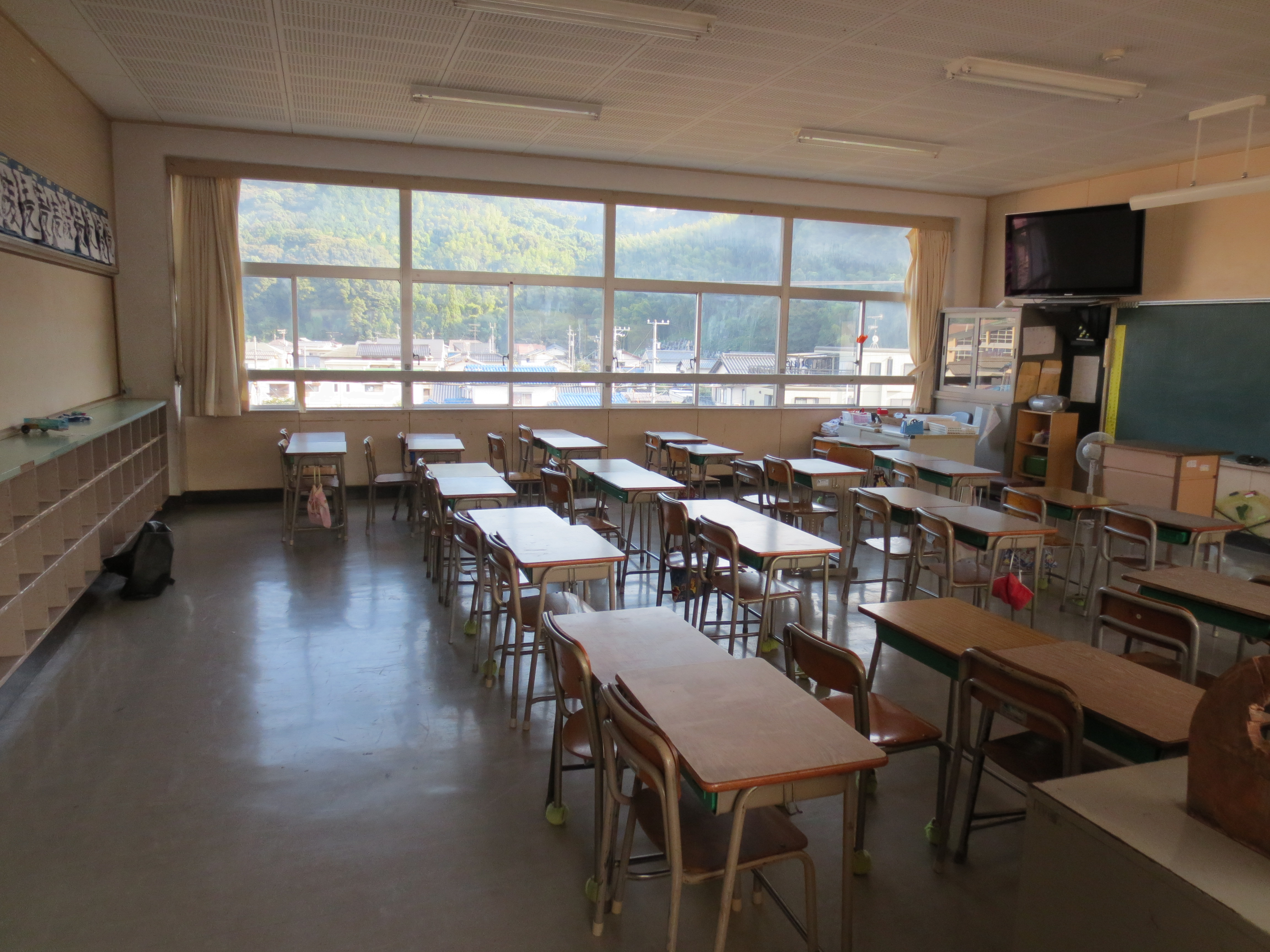 Japanese Classroom Design : Inside an elementary school in japan 素敵なライフ